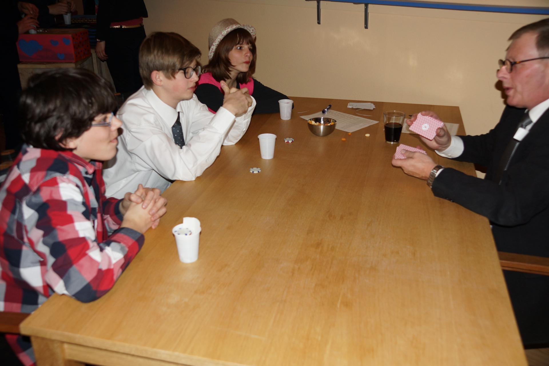 Casino en gala bij Soosjaal 1 december 2012