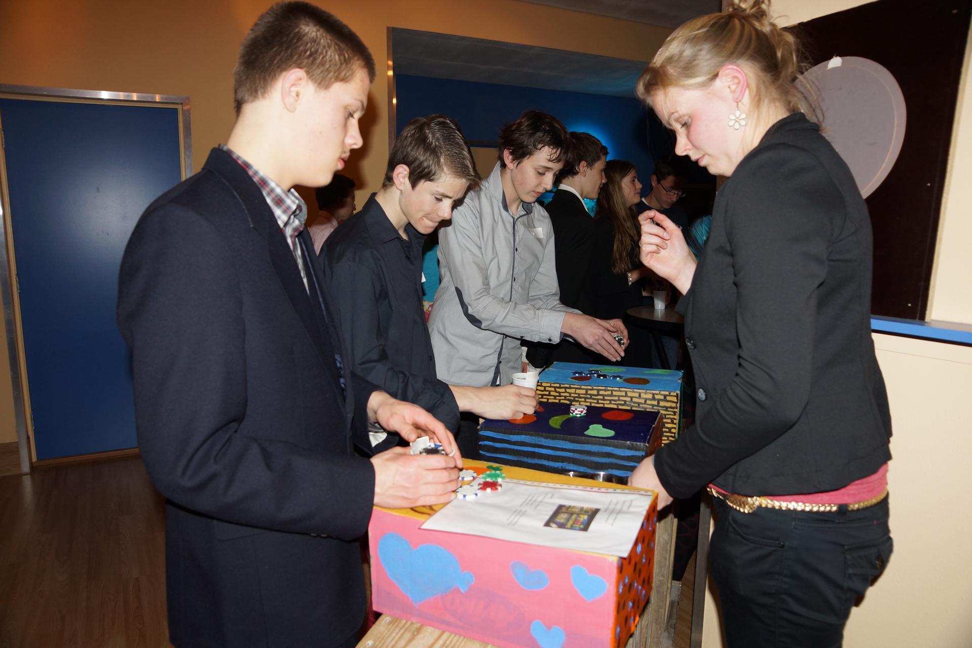 Casino en gala bij Soojaal 1 december 2012