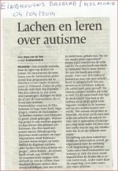 recensie helmond ED autismeweek 2014